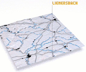 3d view of Liemersbach