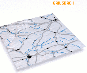 3d view of Gailsbach