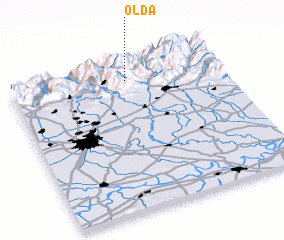 3d view of Olda