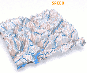 3d view of Sacco