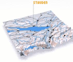 3d view of Stauden