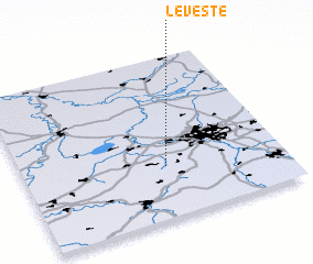 3d view of Leveste