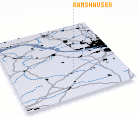3d view of Ramshausen