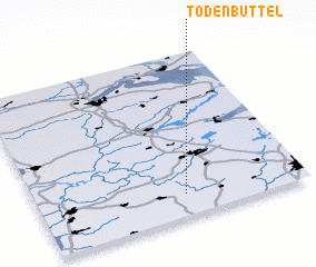 3d view of Todenbüttel