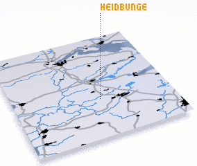 3d view of Heidbunge