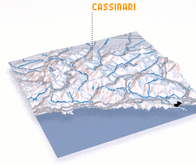 3d view of Cassinari