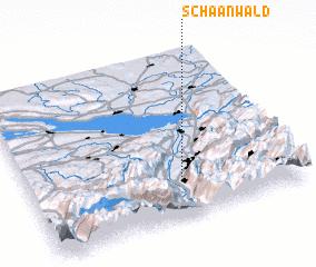 3d view of Schaanwald