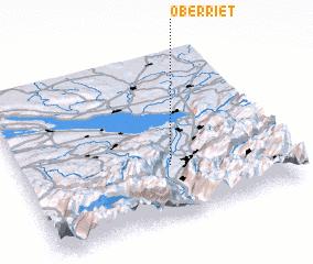 3d view of Oberriet