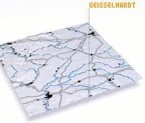 3d view of Geißelhardt