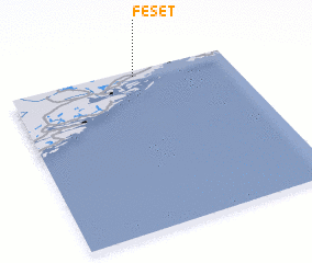 3d view of Feset