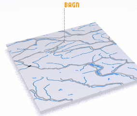 3d view of Bagn