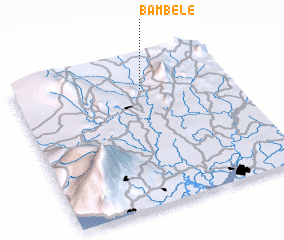 3d view of Bambele