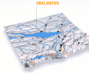 3d view of Obelhofen