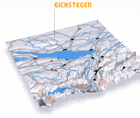 3d view of Eichstegen