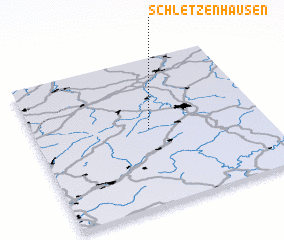 3d view of Schletzenhausen