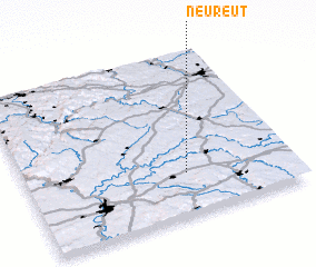 3d view of Neureut