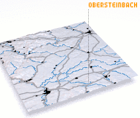 3d view of Obersteinbach