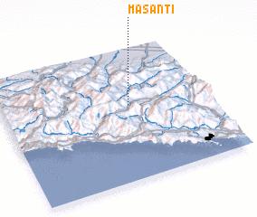 3d view of Masanti