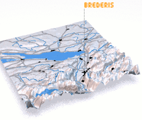 3d view of Brederis
