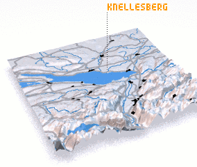 3d view of Knellesberg
