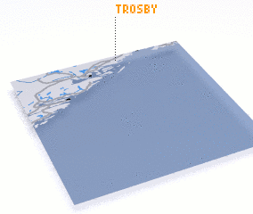 3d view of Trosby