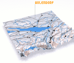 3d view of Aulendorf