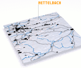 3d view of Mettelbach