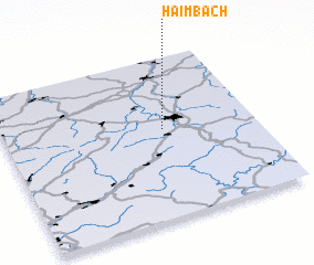 3d view of Haimbach