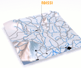 3d view of Ndissi