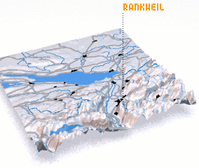 3d view of Rankweil