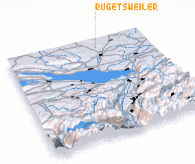 3d view of Rugetsweiler