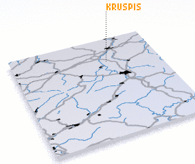 3d view of Kruspis