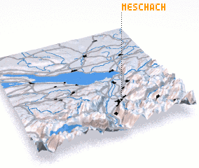 3d view of Meschach