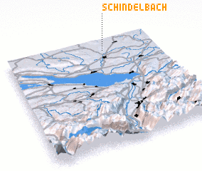 3d view of Schindelbach