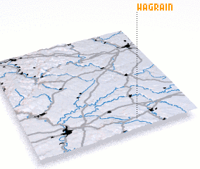 3d view of Wagrain