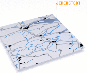 3d view of Jevenstedt
