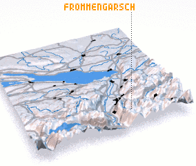 3d view of Frommengärsch