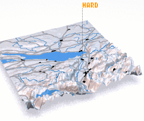 3d view of Hard
