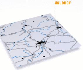 3d view of Waldhof