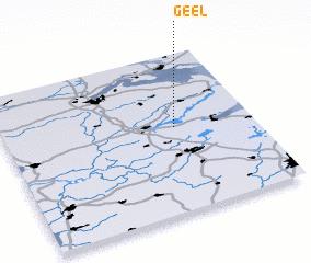 3d view of Geel