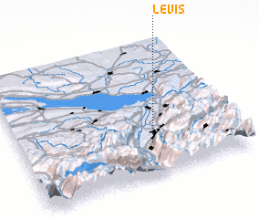 3d view of Levis