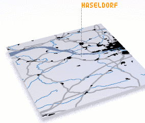 3d view of Haseldorf