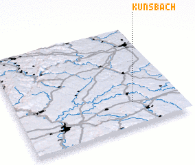 3d view of Künsbach