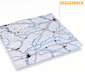 3d view of Goggenbach