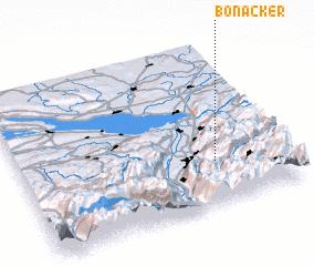 3d view of Bonacker