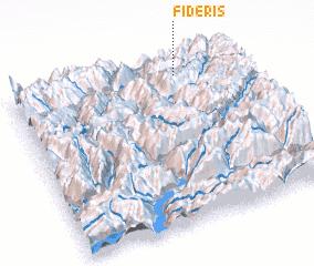 3d view of Fideris