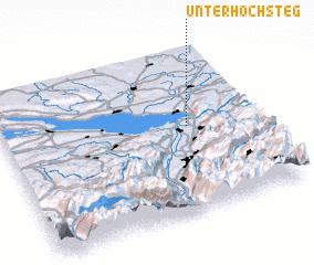 3d view of Unterhochsteg