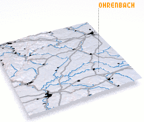 3d view of Ohrenbach
