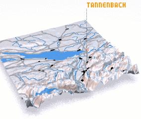 3d view of Tannenbach