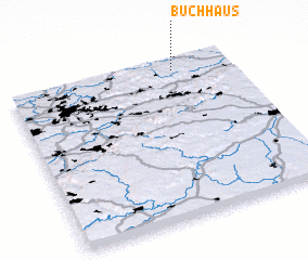 3d view of Buchhaus